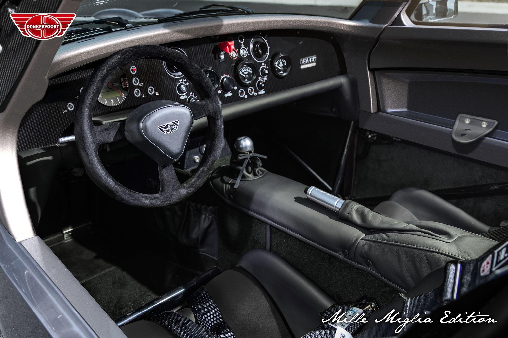 Donkervoort D8 Gto 1000 Miglia Edition Donkiespeed Nl