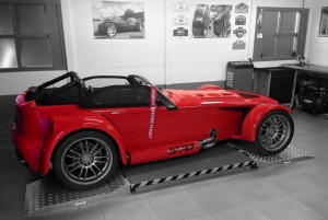 GTO garage