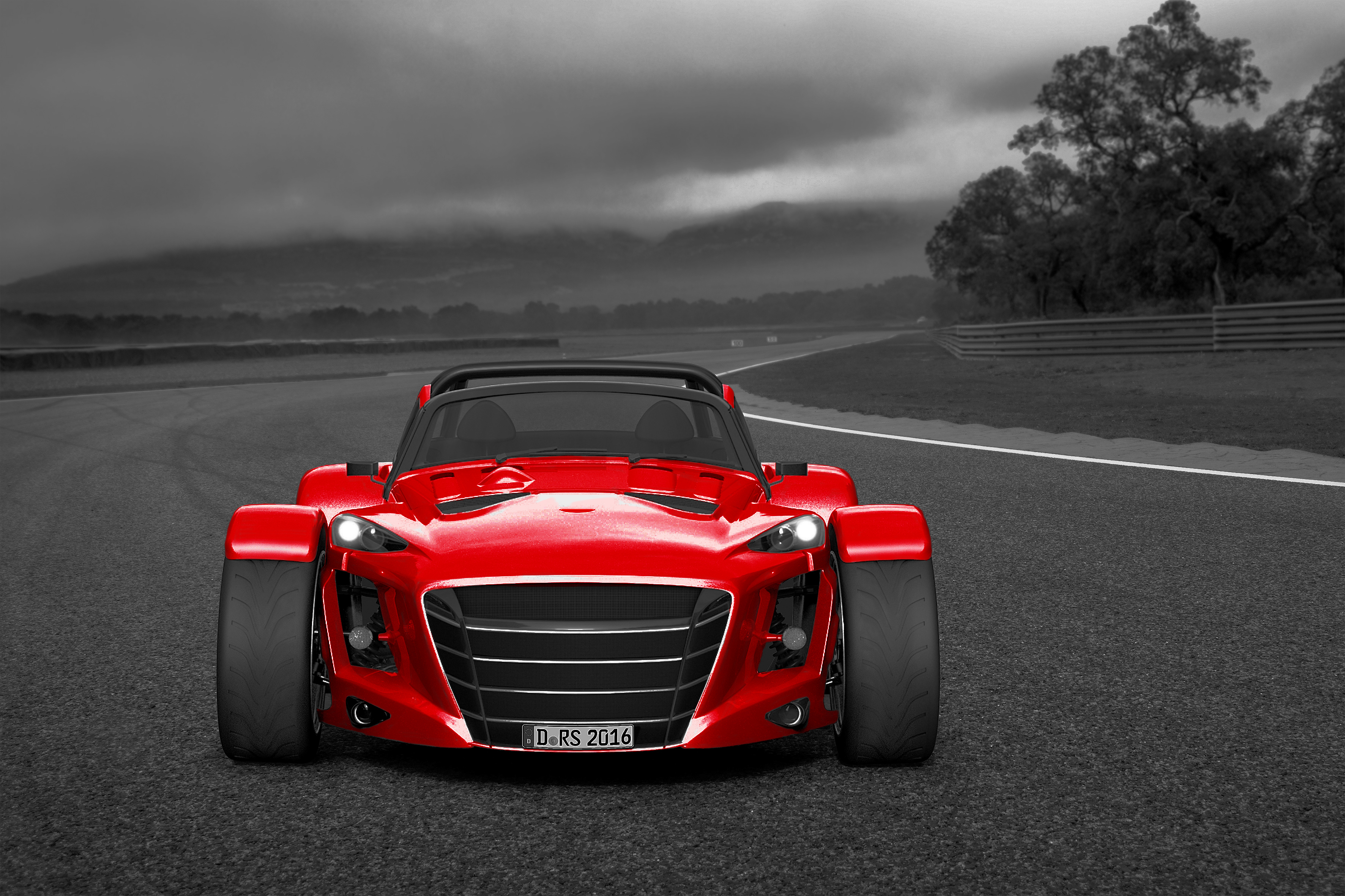 sneak preview donkervoort releases first pictures d8 gto rs. Black Bedroom Furniture Sets. Home Design Ideas