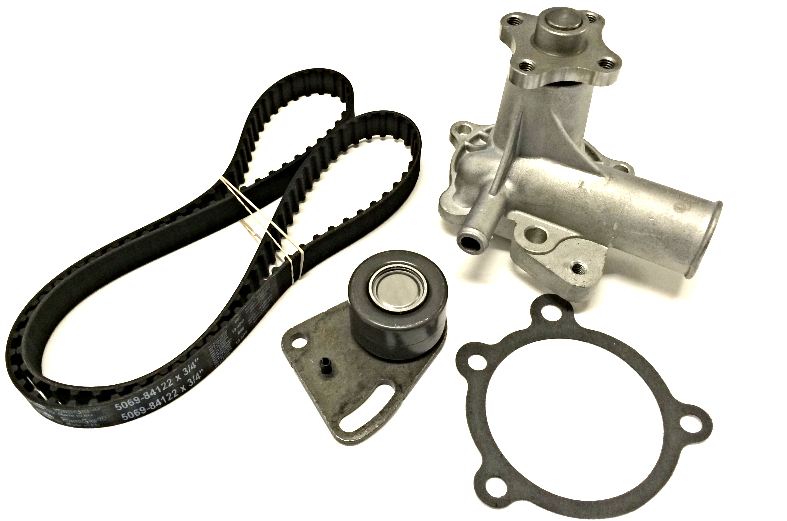 TIMING BELT AND TENSIONER KIT For FORD PINTO 2.0 OHC